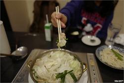[후쿠오카 모츠나베 맛집] 원나잇푸드트립 딘딘씨가 극찬한 오오이시 모츠나베