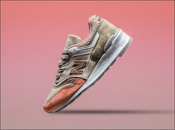 """New Balance M997 """"SUNSET""""_Made in USA - Fall 2017 