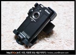 순간을 기록하는 액션캠, 니콘 키미션80 의 노선촬영 모드(루트 촬영)