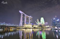 싱가포르 여행 불야성의 도시 야경 명소