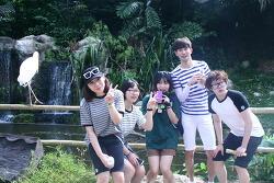 [2014 내리교회 말레이시아 단기선교] 박윤정, 임은수, 최지담, 홍기식, 임찬영