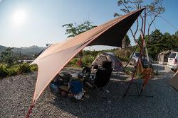 [캠핑스케치.011][2017.05.27~05.28] 용인 구봉산 나인힐즈 캠핑장, 폴라돔 텐트 개시!!