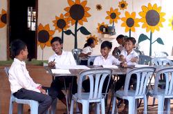 한국인이 세운 캄보디아의 시골학교