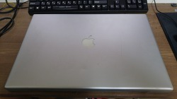 구형 맥북 SSD개조 (2007년 해외판 맥북 프로)