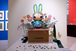 '매니 미니 미피'(Many Mini Miffy) 전시회 @ 롯데백화점 잠실 월드타워점 에비뉴엘아트홀