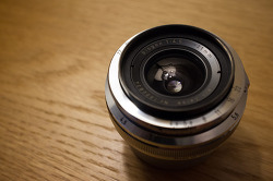 :: Carl Zeiss Biogon 21mm f4.5 for Contax ::