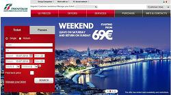 유럽여행준비]이탈리아 철도예약하는 방법 - Trenitalia 예매하기, 트랜이탈리아 예약,Trainitaly 한국어 사이트