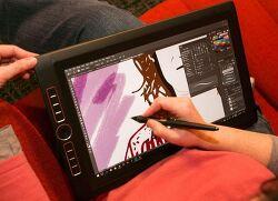 뛰어난 필압 기능을 장착한 최상의 모바일 태블릿! Wacom MobileStudio Pro