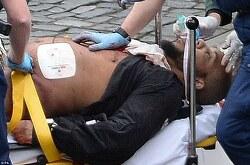 런던 테러범 얼굴  칼리드 마수드 (Kalid Masood)