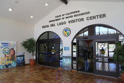 캘리포니아 수자원에 대해 공부할 수 있는 피라미드 호수 비스타델라고(Vista del Lago) 비지터센터