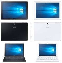 [CES 2016] 윈도우10을 품은 태블릿, '갤럭시 탭 프로 S' 발표