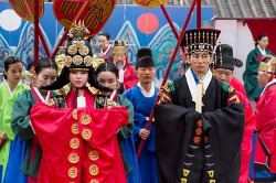 서울 가을축제 - 운현궁 전통가례 재현행사가 내일 24일(토)에 열립니다.