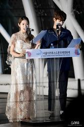 2016.10.23 이카루스드론 국제페스티벌 영화제 멜로디데이 차희, 헤일로 오운 mc 직찍