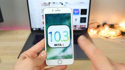 iOS 10.3 베타6 IPSW 다운로드 링크 및 iOS 10.3 퍼블릭 베타6 업데이트 방법