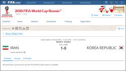이란에 0-1패, 슈틸리케 경질 무리인 이유