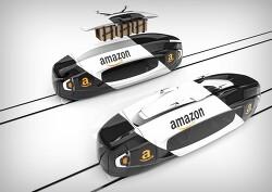 아마존의 새로운 하이퍼루프 물류 컨셉 - 아이리스