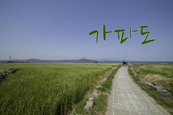 청보리 섬 가파도, 대한민국에서 가장 푸른 섬