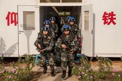 중국 인민해방군 해외파병지에서의 문제점 노출사례