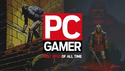 PC게이머 선정 역사 속 최고의 RPG