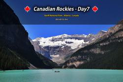 캐나다 록키 (Canadian Rockies) 여행 - Day7 (2015.07.31)