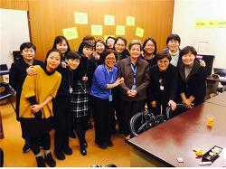 제네바에서 함께하는 여성운동 소식(5) : Lunch Briefing - 한국의 상황을 CEDAW 위원들에게 제대로 알리다.