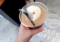 인생 쓴맛 달래는 썸머라떼 부산대맛집 로제이브 커피 [먹진남자]