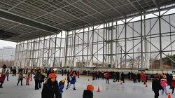 대전 엑스포, 스케이트와 썰매가 있어서 즐거운 이유