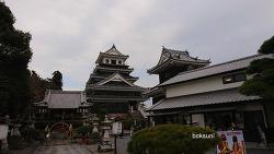 기타큐슈 여행 - 나카쓰성