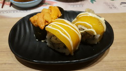 홍콩 추천 음식점 : 일본 스시 전문점 이타초 스시 ITACHO SUSHI 板長壽司