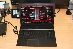 ASUS 게이밍 노트북 ROG ZEPHYRUS GM501GS-EI005T 벤치마크