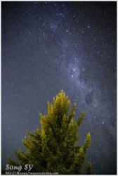 퀸즈타운 밤하늘