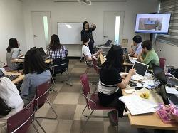 2018년 창의소프트웨어 교육지도자 2급 과정_코딩 역량강화 프로그램 진행(2회차)