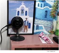 가정용CCTV 출입관리 가능한 토스트캠
