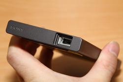소니 소형 빔프로젝터 작아서 휴대가 편리한 Sony MP-CL1A