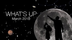 What's Up for March 2018