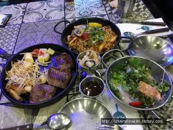 맛집) 그릴타이(Grill Thai) 송도 테크노파크 맛집: 미국식 푸드트럭 퓨전 타이 음식점