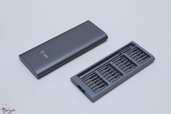 샤오미 미지아 위하 정밀 드라이버세트(Xiaomi Wiha 24 in 1Screwdriver Kit )