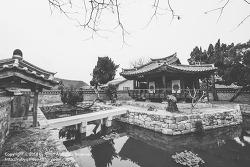 경주 여행 / 경주 가볼만한 곳 / 육각 정자와 연지 정원이 아름다운 강동 귀래정