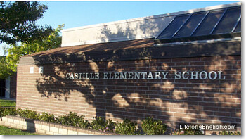 TEFL Teaching Practice - Elementary School Visit