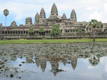 캄보디아 씨엠립 앙코르와트 사원 설명 및 여행 후기