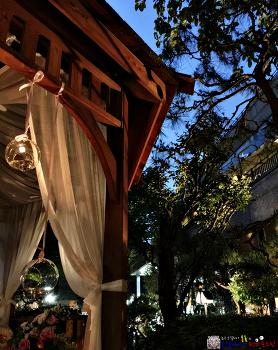 아름다운 결혼식/밀레니엄서울힐튼호텔 가든웨딩