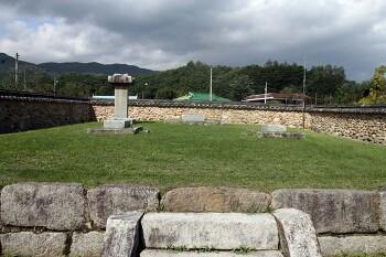 [경북 영주]단종 복위운동의 성지 '금성대군신단' 과 '압각수'