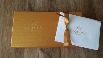 고디바 초콜릿