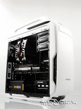 [포르까 리뷰]마이크로닉스 BUFFALO MIDDLE USB3.0 WHITE
