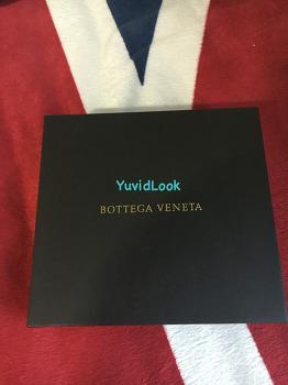 [YuvidLook 선물보고서]. 보테가베네타 남자지갑