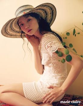 이솜 마리끌레르 2017 화보