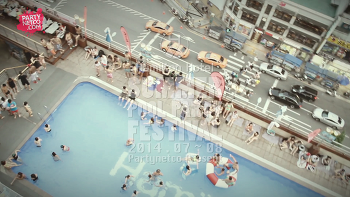 [990volt Visual] Partynetko 2014 Pool Party  @Hamilton Hotel Pool