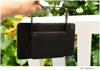 LG G패드4 8.0 후기 궁합 좋은 플러스팩, 8인치 태블릿 이라 좋은점