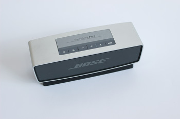 제품리뷰. Boss Soundlink Mini