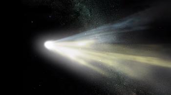 혜성으로부터 온 생명